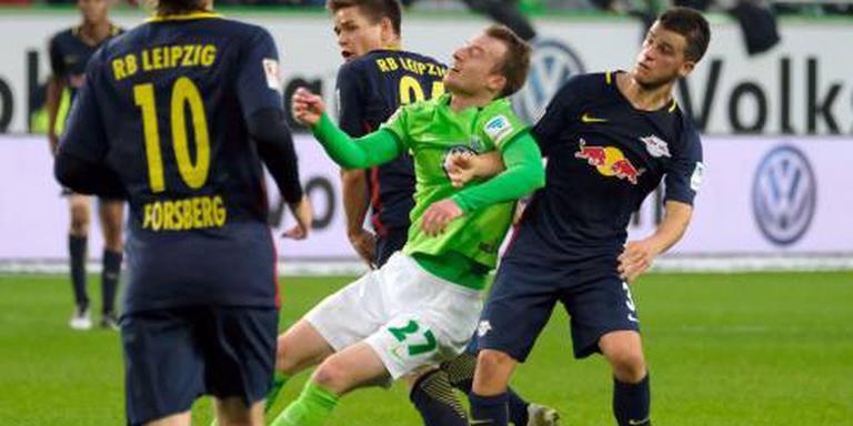 Wolfsburg is winnen even verleerd