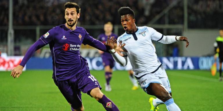 Lazio verrast Fiorentina