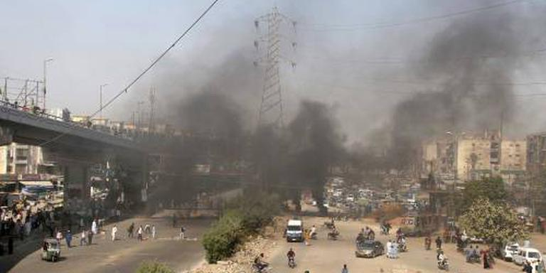 Weer rellen in Islamabad