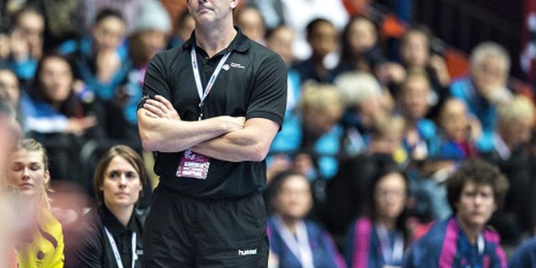 Handbalcoach Groener: Rio gaan we halen
