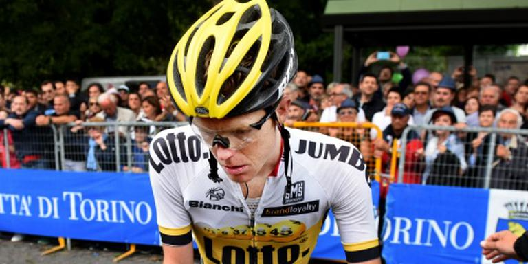 Excuses organisatie Vuelta aan Kruijswijk