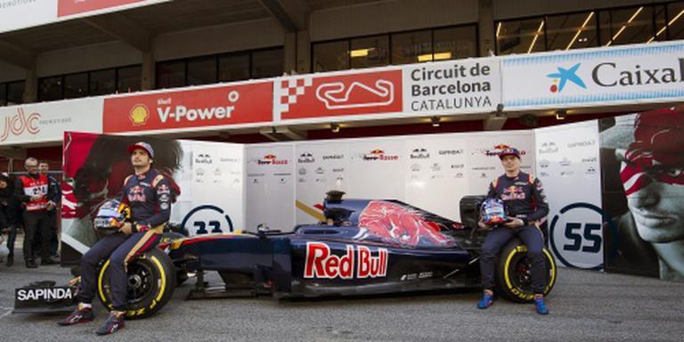 Teambaas verwacht podiumfinish Toro Rosso