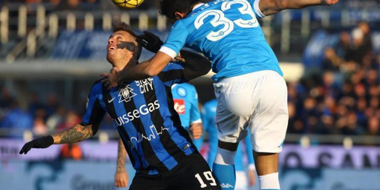 Fiorentina en Napoli maken geen fout
