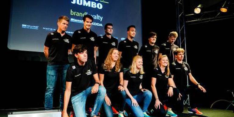 Schaatsers Lotto-Jumbo mijden Astana