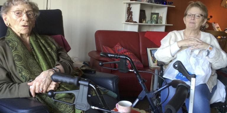 'Passant' Zonnehuis gunt ouderen kerstkoekjes