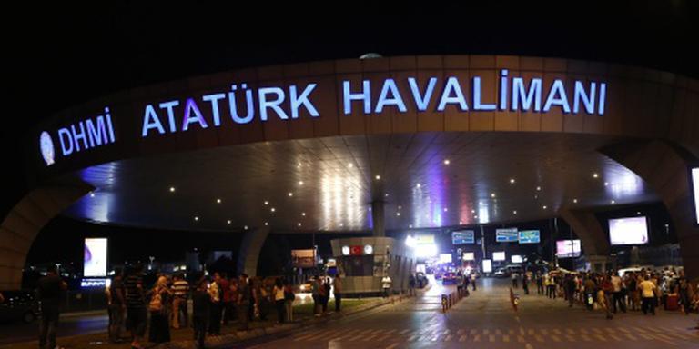 '28 doden bij aanslag vliegveld Istanbul'
