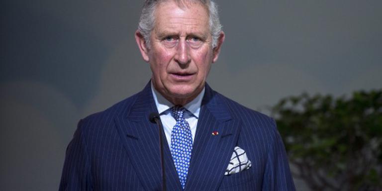 Prins Charles: ik ben over de verkoopdatum