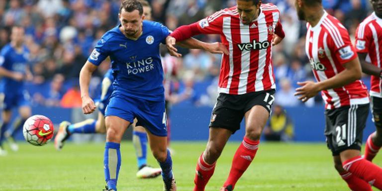 Van Dijk verlengt tot 2022 bij Southampton