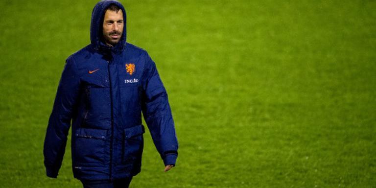 Van Nistelrooij verlaat Oranje voor PSV