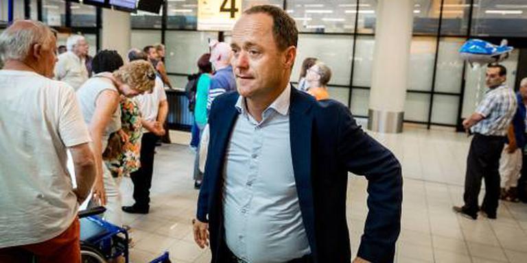 KNVB nog maanden zonder nieuwe directeur