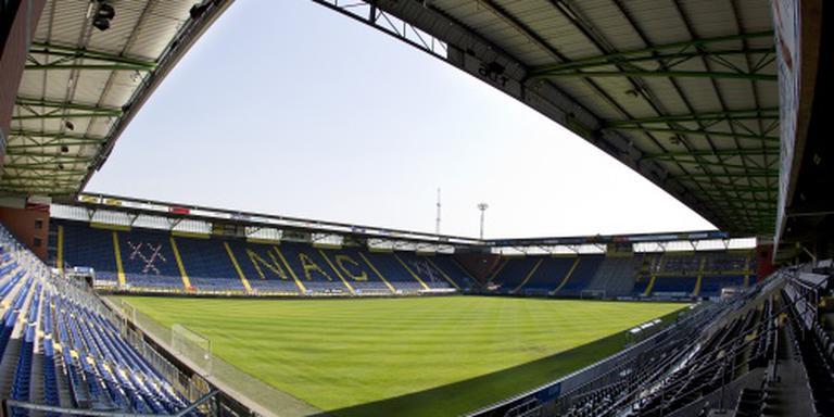 NAC Breda verslaat Willem II