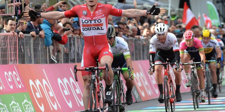 Greipel sprint naar derde Duitse titel