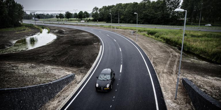 Belangenorganisatie Groningen Verdient Beter (GVB) verbaast zich over de procedure van Rijkswaterstaat. FOTO ARCHIEF DVHN
