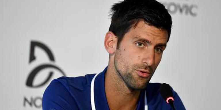 Djokovic beslist volgende week over Melbourne