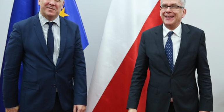 Mensenrechtencommissaris niet naar Rusland