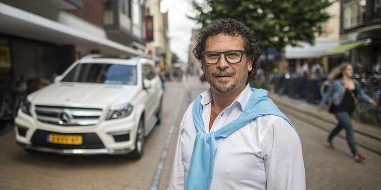 Wim Bulten. FOTO ARCHIEF DVHN