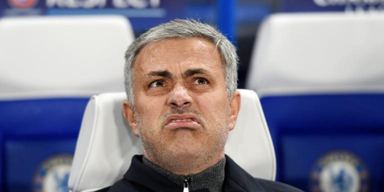 Mourinho niet toe aan sabbatical