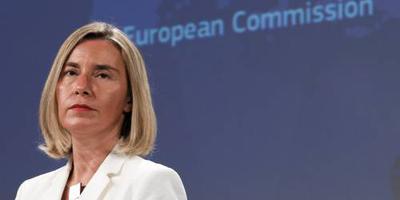 Mogherini: einde EU-missie Sophia dreigt