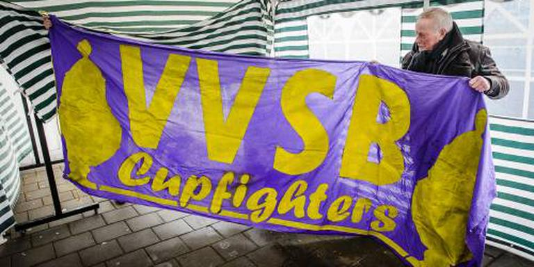 VVSB voelt zich weer thuis in KNVB-beker