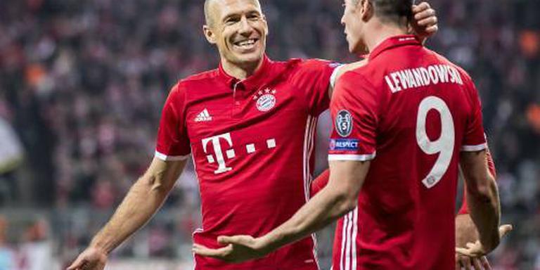 Bayern in achtste finales tegen Wolfsburg