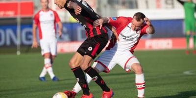 Excelsior herstelt zich en wint van FC Emmen