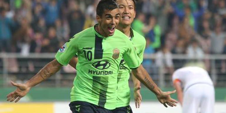 Koreaanse club namens Azië naar WK