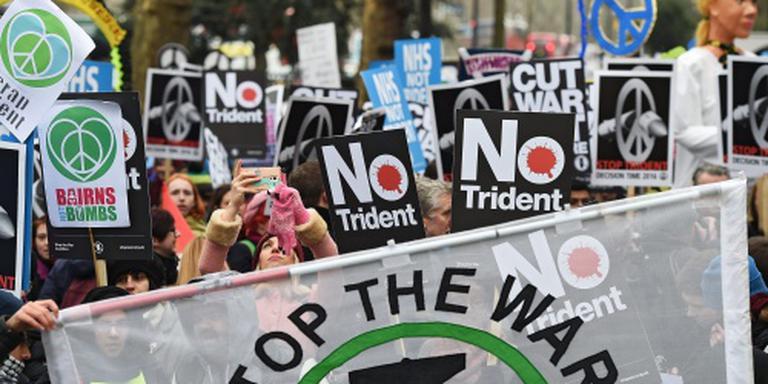 Londen staat op tegen kernwapens