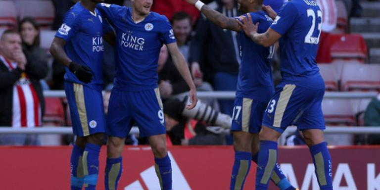 Leicester nu al zeker van Champions League