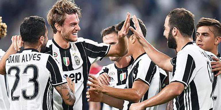 Juventus is twee spelers weken kwijt
