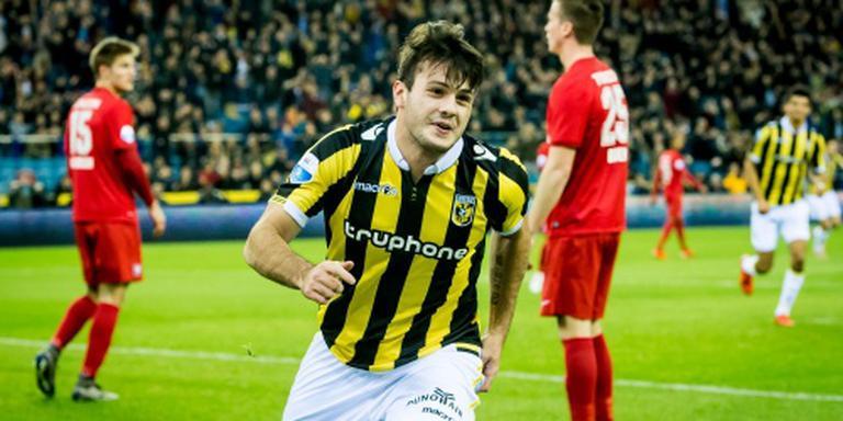 Vitesse en Legia ronden verhuur Qazaishvili af