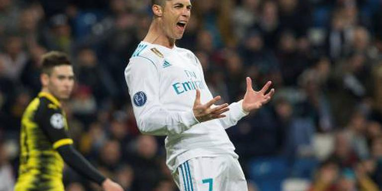 Ronaldo wint Gouden Bal