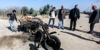 Reeks aanvallen op Israël vanuit Gaza