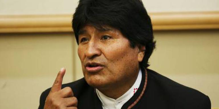 Tumor verwijderd bij Boliviaanse president