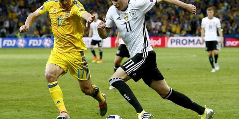 Draxler blijft bij VfL Wolfsburg