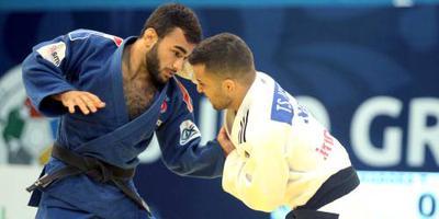 Brons voor judoka Tsjakadoea in Düsseldorf