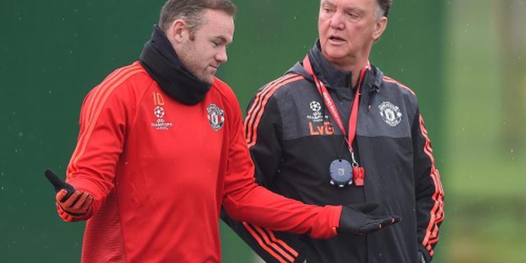 Rooney steunt Van Gaal
