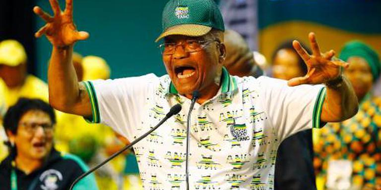 ANC steunt motie tegen Zuma