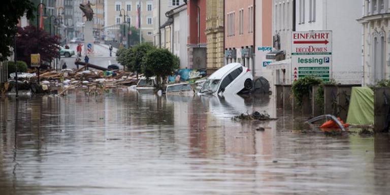 Vijfde slachtoffer hoogwater in Beieren