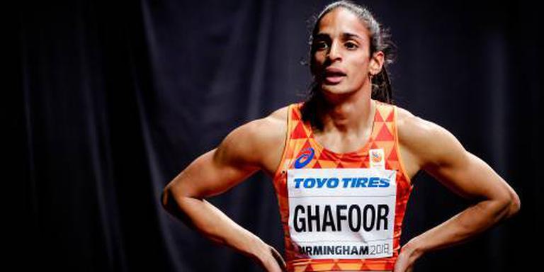 Atlete Ghafoor wint 400 m in Bellinzona