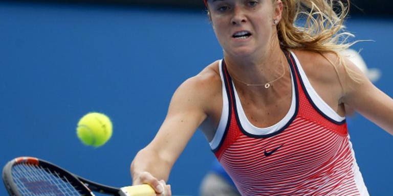 Henin gaat tennisster Svitolina helpen