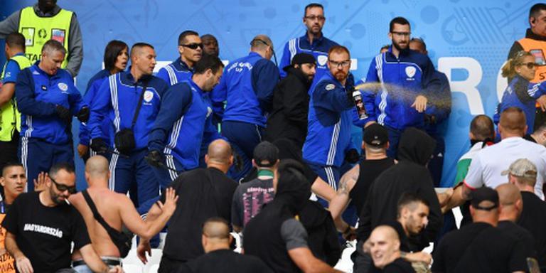 Oproerpolitie moet ingrijpen in Marseille