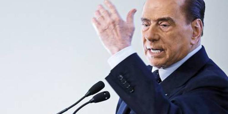 Berlusconi: ,,Ik ben als goede wijn''