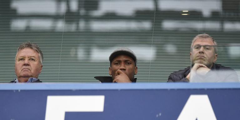 Drogba blijft niet bij Chelsea