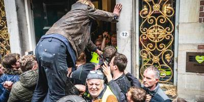 De politie doet verder onderzoek naar incidenten tijdens het boerenprotest in Groningen