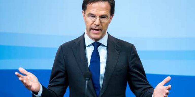 Oppositie geeft Rutte geen hoop