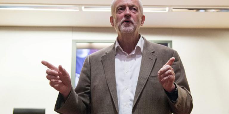 Corbyn herkozen als leider van Labour Party