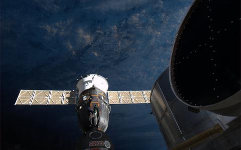 Hoe komt er een gaatje in ruimtestation ISS en wat voor gevolgen heeft dat?