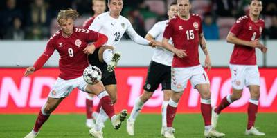 Denemarken verslaat Oostenrijk