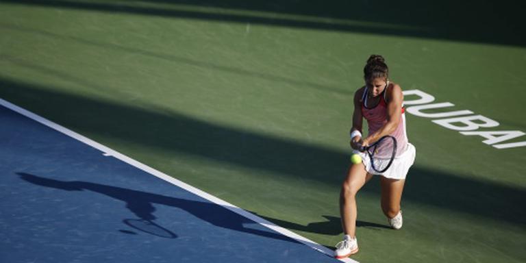 Tennisster Errani de beste in Dubai