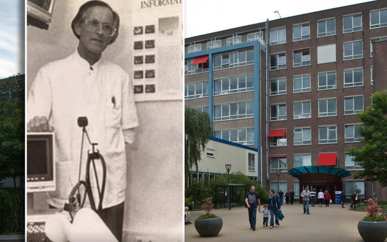 De Zwolse gynaecoloog Jan Wildschut heeft in de jaren tachtig en negentig zeker zeventien donorkinderen verwekt met zijn eigen sperma.  Frans Paalman / Fertiliteitscentrum Isala
